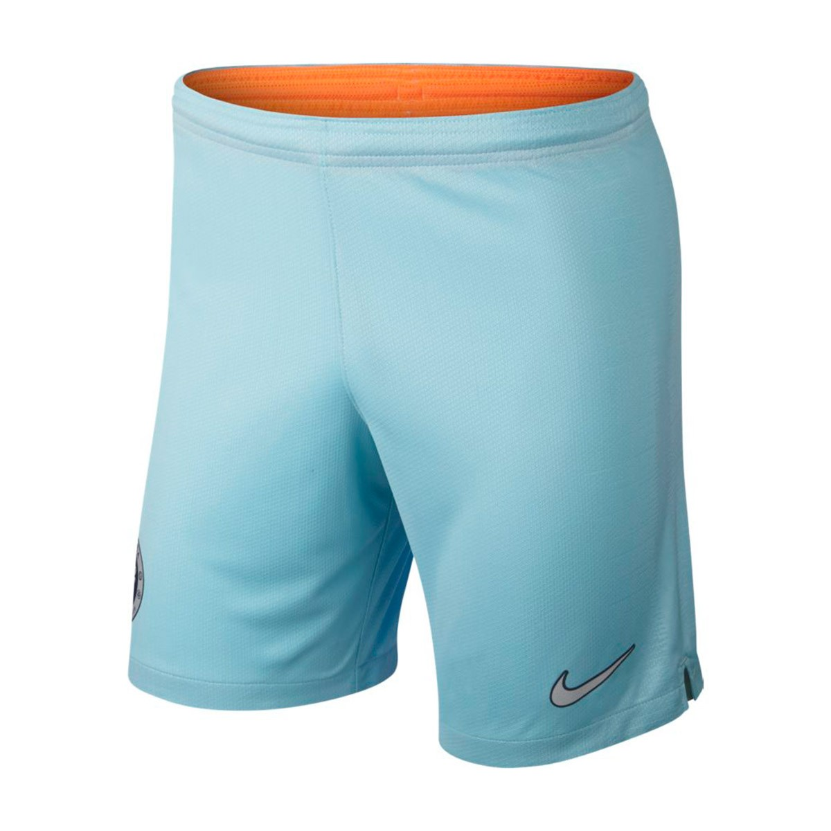 8af38029496 Nike Chelsea FC Stadium 2018-2019 Third Shorts. Ocean bliss-Metallic ...