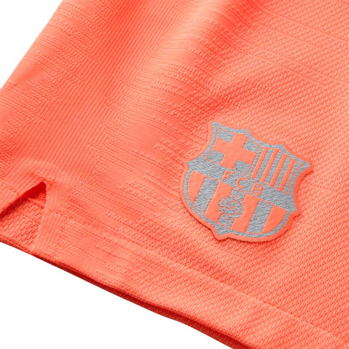 40c628f5f Shorts Nike Vapor FC Barcelona Match 2018-2019 Third Light atomic pink- Silver - Football store Fútbol Emotion