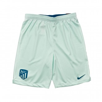 Pantaloncini  Nike Atletico Madrid Stadium Terza Divisa 2018-2019 Junior Igloo-Green abyss