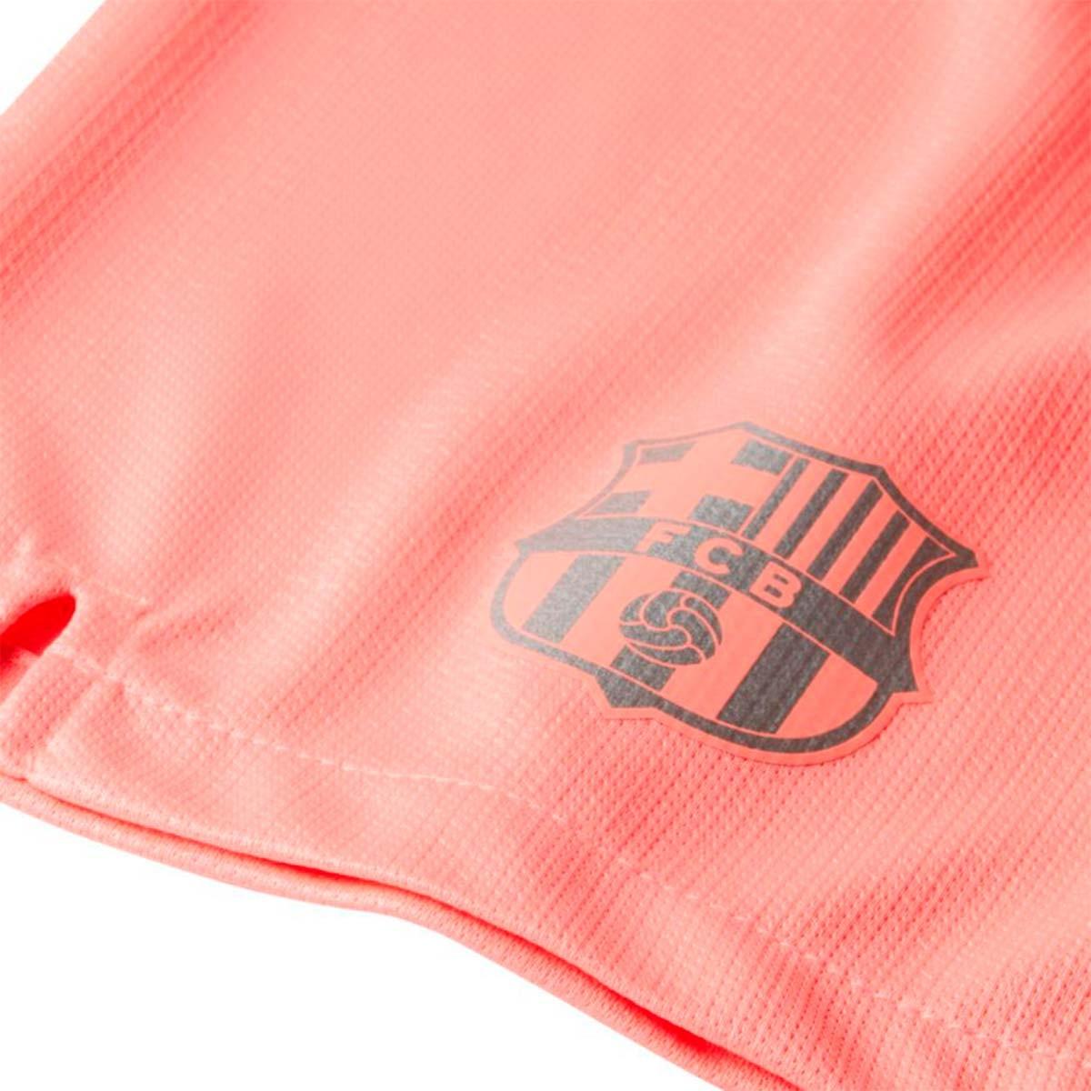70445352503de Pantalón corto Nike FC Barcelona Stadium Tercera Equipación 2018-2019 Niño  Light atomic pink-Silver - Tienda de fútbol Fútbol Emotion
