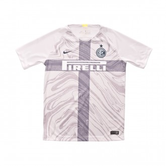 Jersey  Nike Kids Inter Milan Stadium 2018-2019 Third Vast grey-Thunder blue