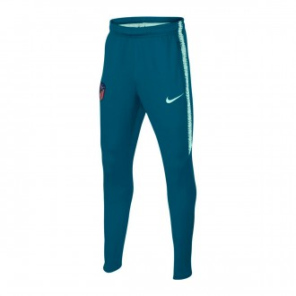 Long pants   Nike Dry Atlético de Madrid Squad 2018-2019 Niño Green abyss-Igloo