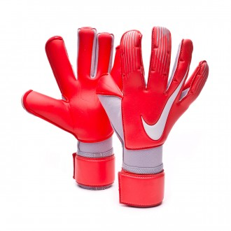 Glove  Nike Vapor Grip 3 RS Promo Light crimson-Wolf grey-Pure platinum