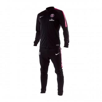Tuta  Nike Paris Saint-Germain Squad 2018-2019 Black-Hyper pink-White