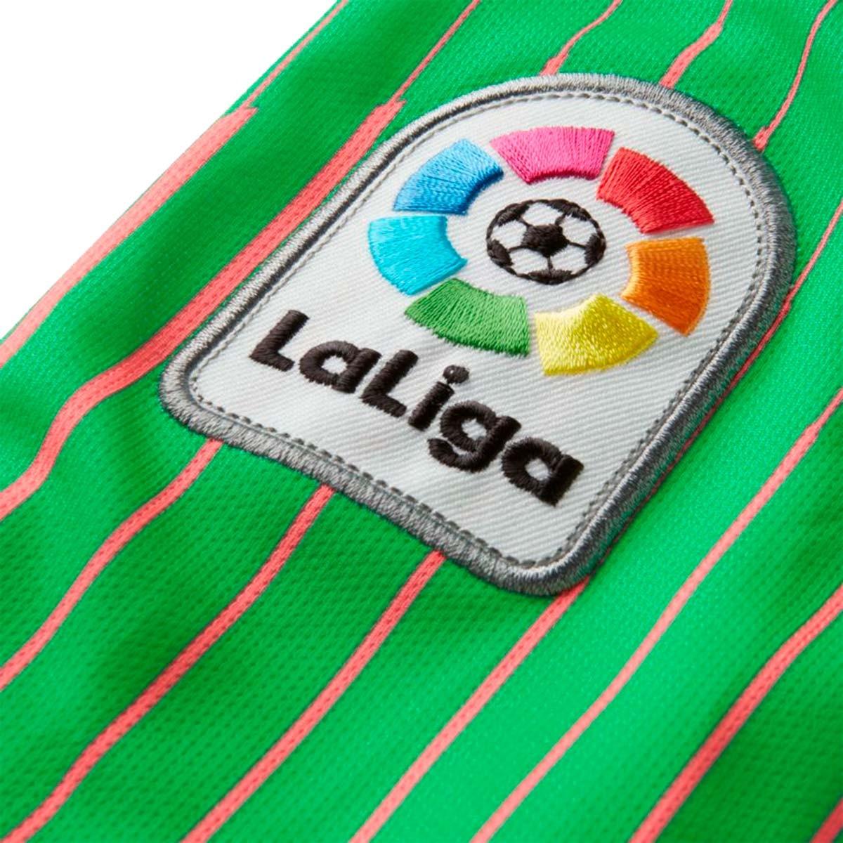 ... Barcelona Stadium Portero 2018-2019 Green strike-Green spark-Black.  Categorías de la Camiseta b1a51b051c822