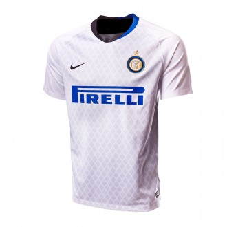 Jersey  Nike Inter Milan Stadium 2018-2019 Away White-Black