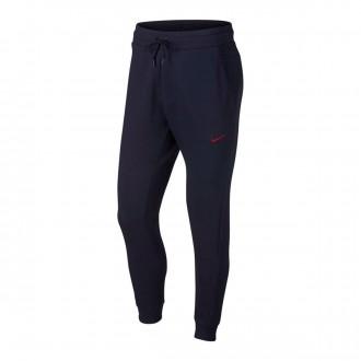 Tracksuit bottoms  Nike Sportswear FC Barcelona Obsidian-Cobalt tint-Noble red