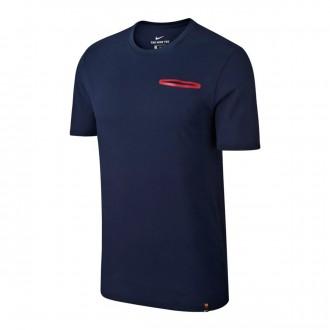 Camiseta  Nike FC Barcelona Travel Obsidian