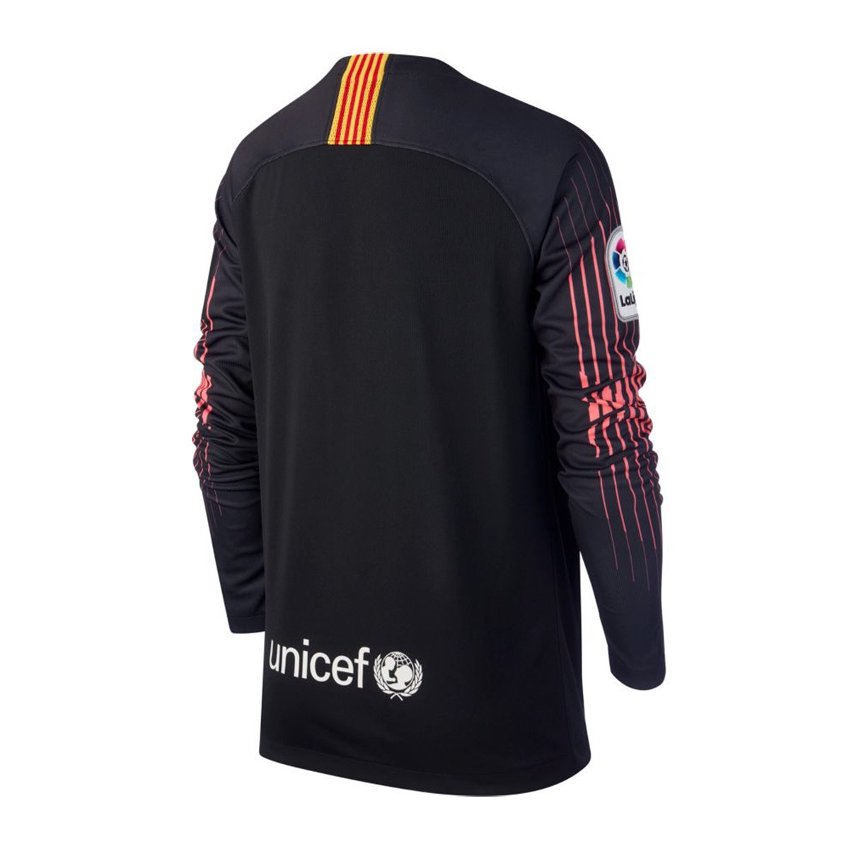 low priced 45ae3 e38d0 Jersey Nike Kids Goalkeeper FC Barcelona Stadium 2018-2019 ...