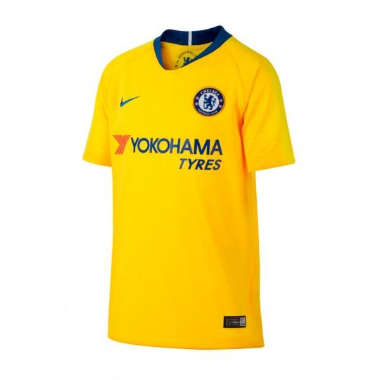 Jersey Nike Kids Chelsea FC Stadium 2018-2019 Away Tour yellow-Rush blue -  Football store Fútbol Emotion ffb86029482c0