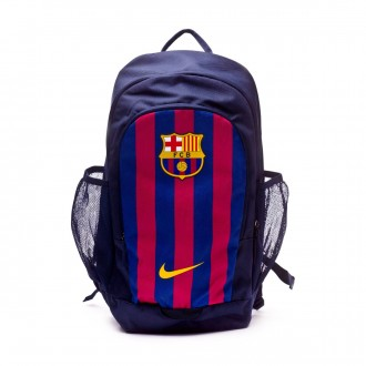 Mochila  Nike Stadium FC Barcelona Obsidian-Deep royal blue-University gold