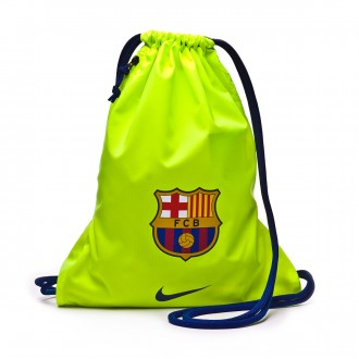 Mochila  Nike FC Barcelona Stadium Football GymSack Volt-Deep royal blue