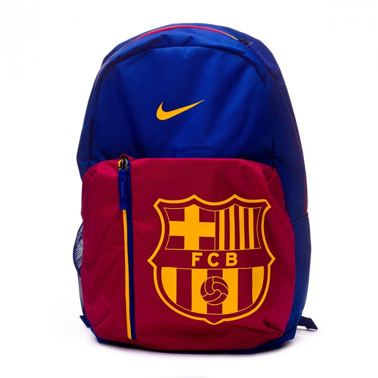 ccaa8f1d3 Mochila Nike FC Barcelona Stadium 2018-2019 Deep royal blue ...