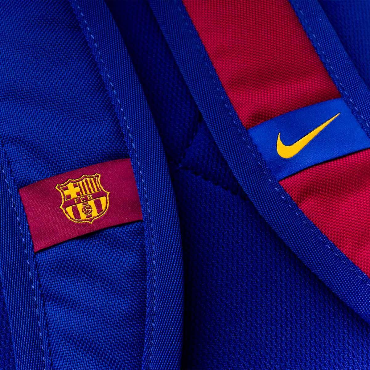 premium selection 8d08a db3c9 Backpack Nike FC Barcelona Stadium 2018-2019 Deep royal blue-University  gold - Tienda de fútbol Fútbol Emotion