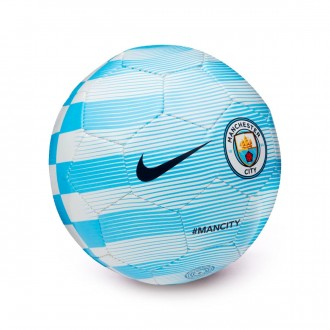 Ball  Nike Manchester City FC Prestige 2018-2019 Field blue-White-Navy