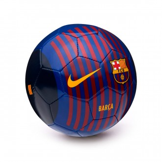 Ball  Nike FC Barcelona Skills 2018-2019 Deep royal blue-University gold