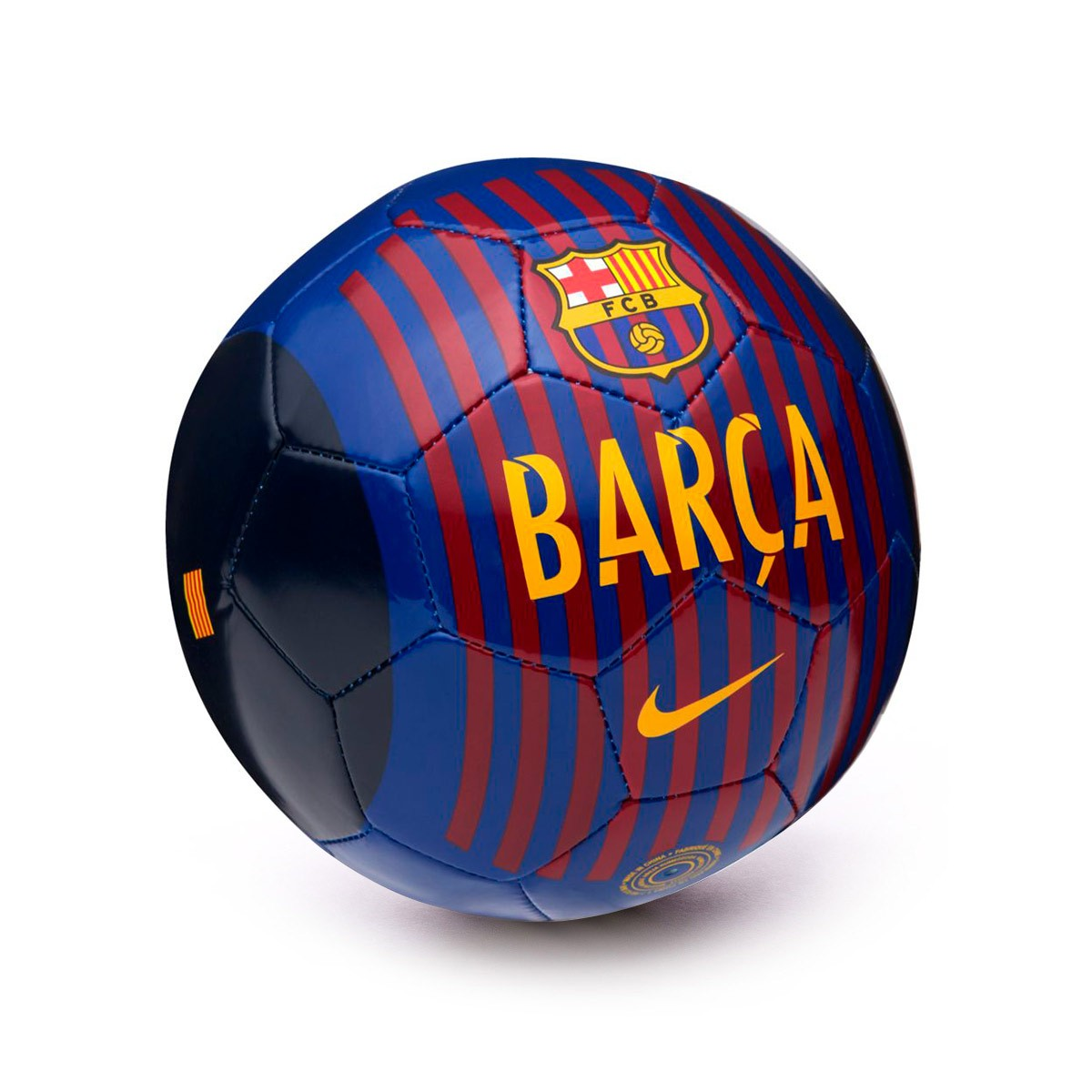 Ball Nike FC Barcelona Skills 2018-2019 Deep royal blue-University gold -  Football store Fútbol Emotion 6a08a98b9e6