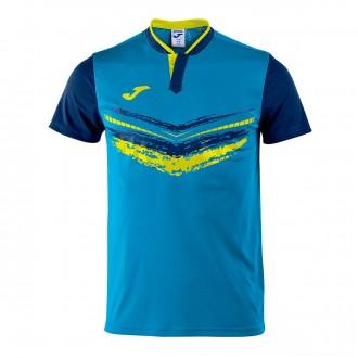 Camiseta  Joma Terra II m/c Royal