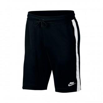 Pantalón corto  Nike Sportwear Black-White