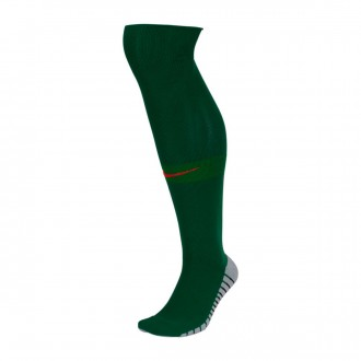 Chaussettes  Nike Portugal Stadium OTC 2018-2019 Gorge green-Pine green