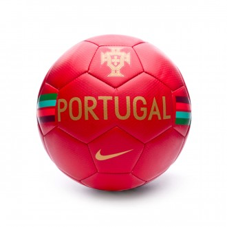 Balón  Nike Portugal Prestige 2018-2019 Gym red-Metallic gold