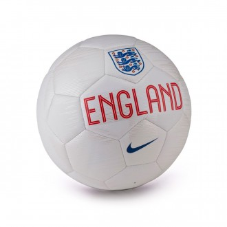 Ball  Nike England Prestige 2018-2019 White-Challenge red-Sport royal