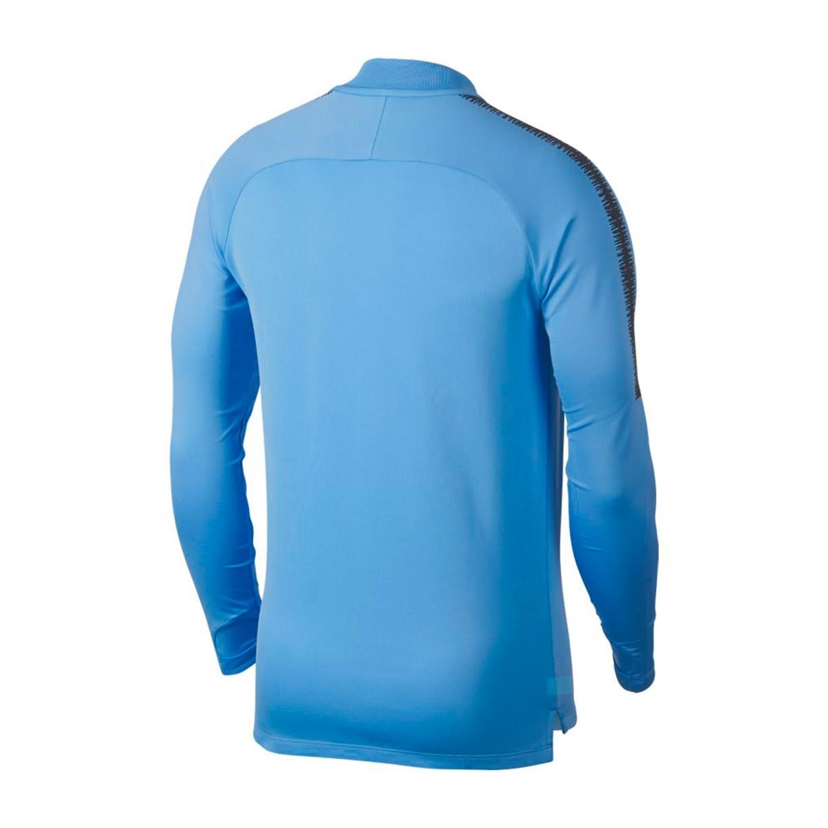 best service 25212 608e2 Sudadera Manchester City FC Squad2018-2019 Field blue-Dark Obsidian