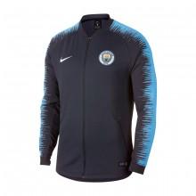 Jacket Nike Manchester City FC 2018-2019 Dark Obsidian-Field blue ... 81e94fe3f