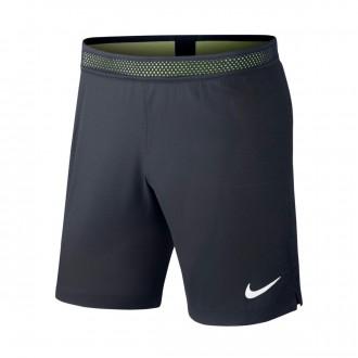 Pantalón corto  Nike Vapor Manchester City FC Primera Equipación 2018-2019 Dark Obsidian-White