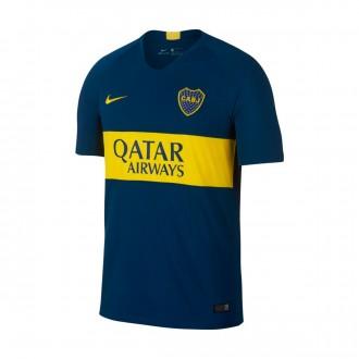 Camiseta  Nike Boca Juniors Stadium Primera Equipación 2018-2019 Brave blue-Tour yellow