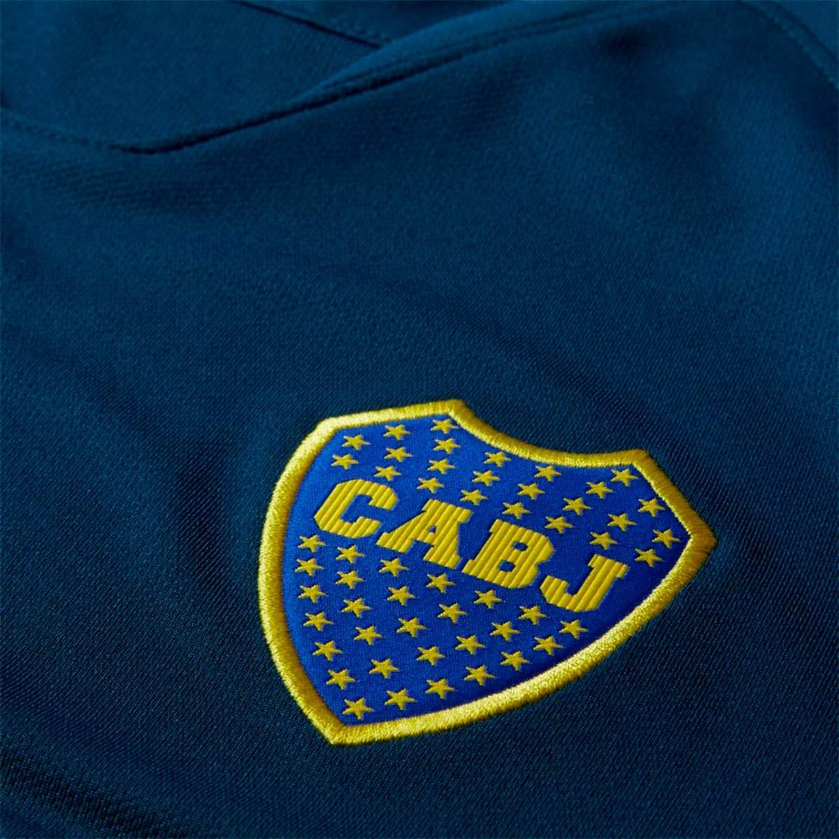 553013d9815a0 Jersey Nike Boca Juniors Stadium 2018-2019 Home Brave blue-Tour yellow -  Tienda de fútbol Fútbol Emotion