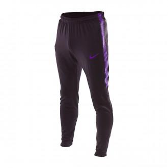 Pantalón largo  Nike Tottenham Hotspur FC Squad 2018-2019 Black-Hyper grape