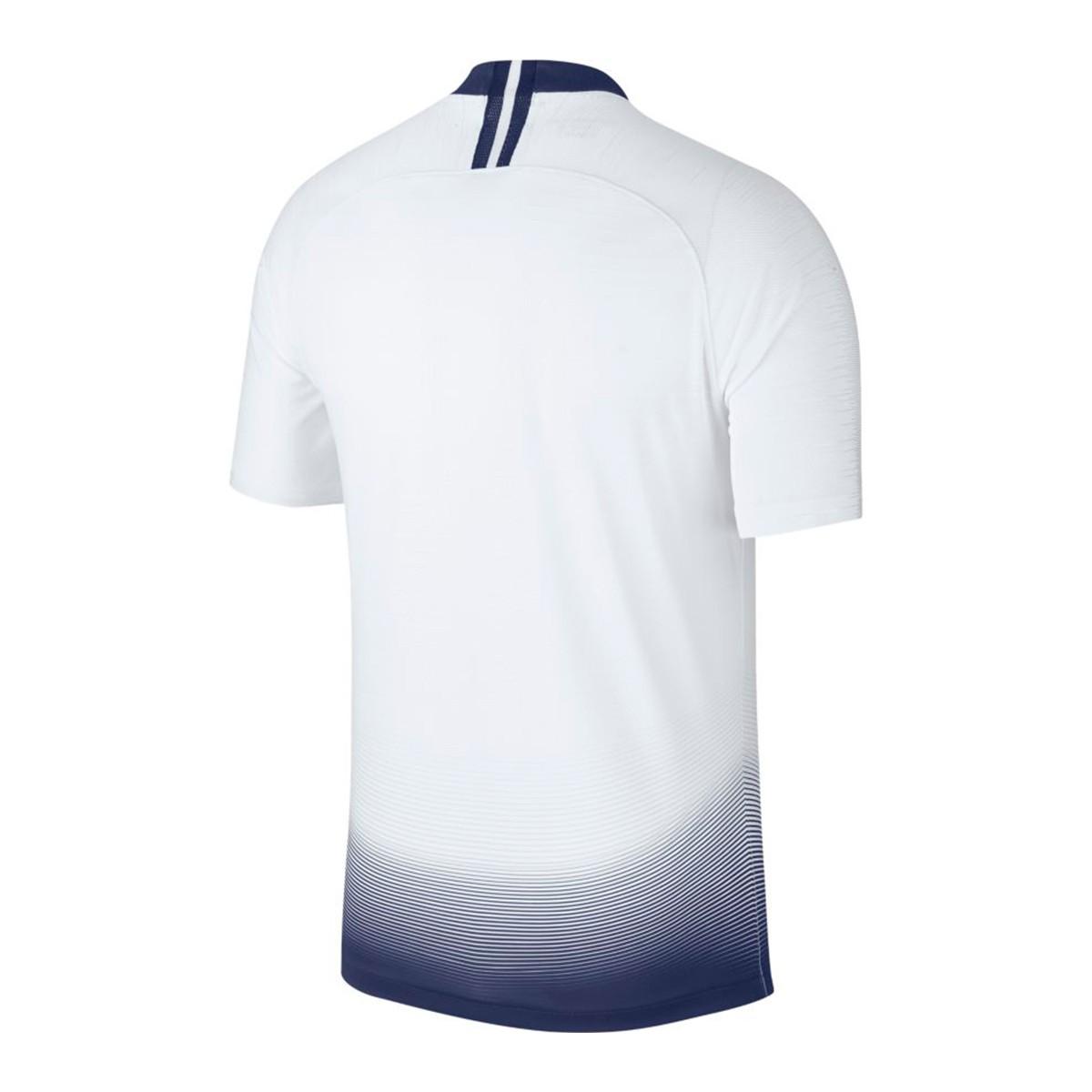 c29e050038431 Camiseta Nike Vapor Tottenham Hotspur FC Primera Equipación 2018-2019  White-Binary blue - Tienda de fútbol Fútbol Emotion
