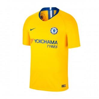 Jersey  Nike Vapor Chelsea FC 2018-2019 Away Tour yellow-Rush blue