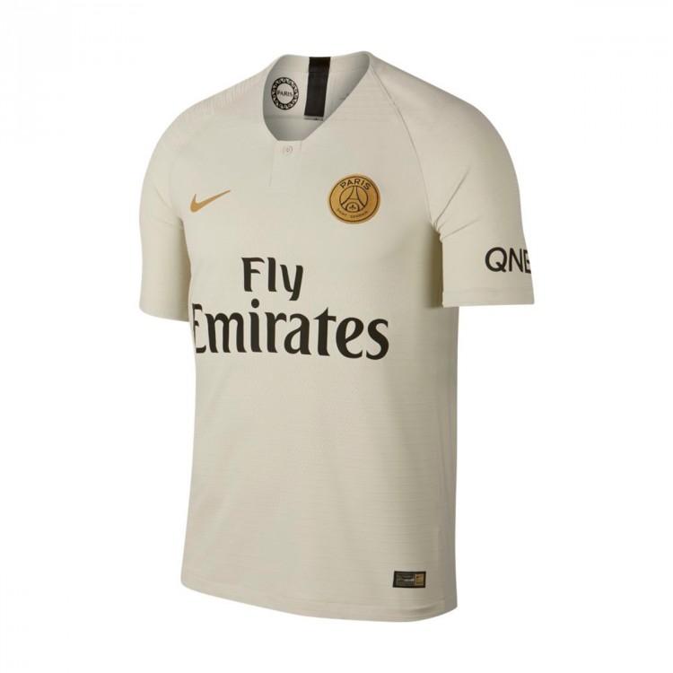 official photos b830d 7fe54 camiseta-nike-vapor-paris-saint-germain-segunda-equipacion-