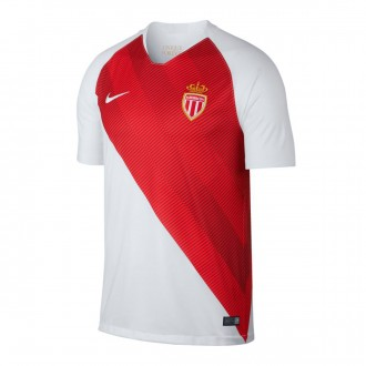 Jersey  Nike AS Monaco Stadium 2018-2019 Home White