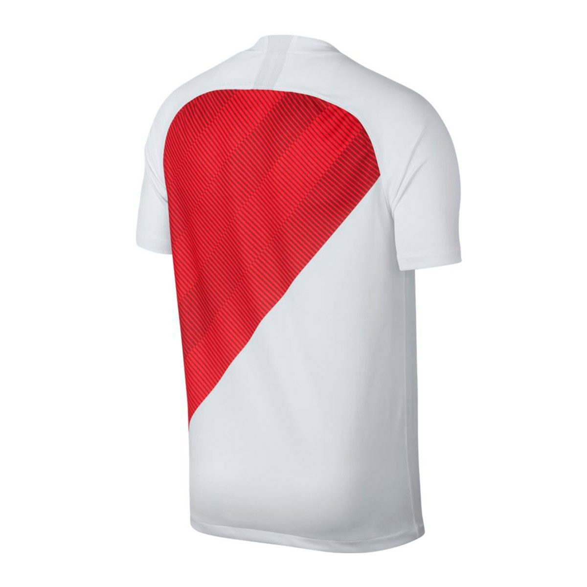 Jersey Nike AS Monaco Stadium 2018-2019 Home White - Soloporteros es ahora  Fútbol Emotion 900bfa26e4a