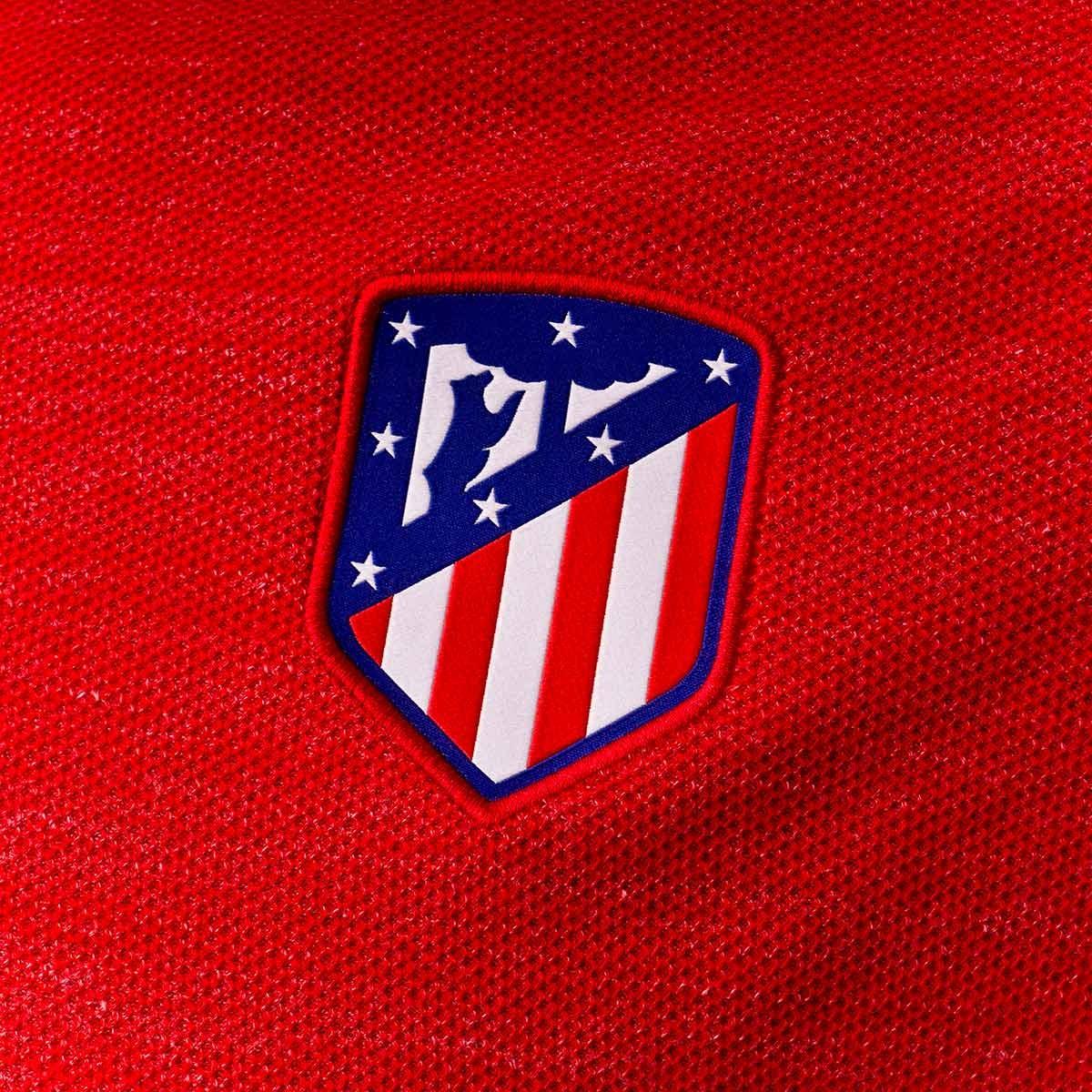ac2d54dfbcb Polo Nike Atlético de Madrid Grand Slam 2018-2019 Sport red-Deep royal blue  - Tienda de fútbol Fútbol Emotion