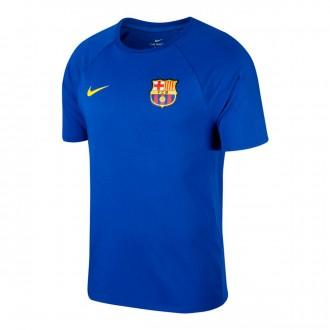 Camiseta  Nike FC Barcelona 2018-2019 Deep royal blue