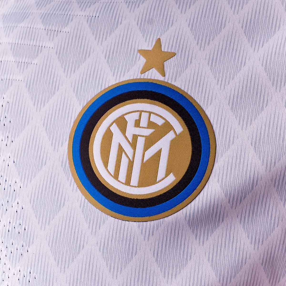 832c1fcae8a38 Camisola Nike Vapor Inter Milán Equipamento Secundário 2018-2019  White-Black - Loja de futebol Fútbol Emotion
