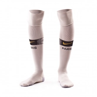 Football Socks  Nike Paris Saint-Germain Stadium Primera/Segunda Equipación 2018-2019 Light bone-Black-Truly gold