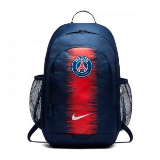 Mochila  Nike Paris Saint-Germain Stadium 2018-2019 Midnight navy-White