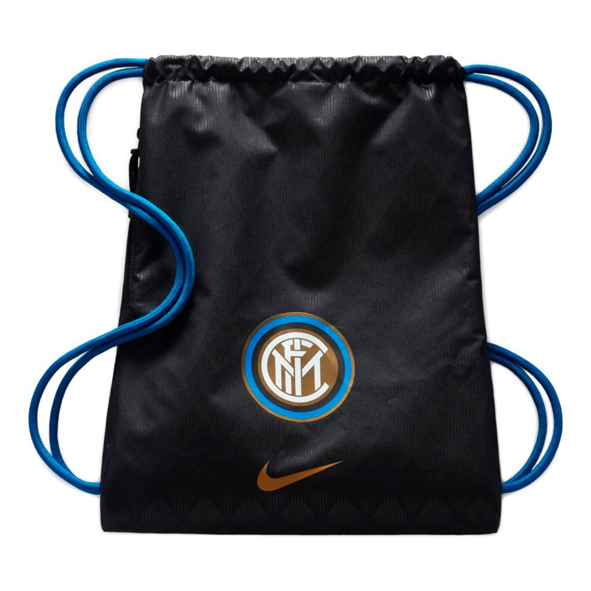 bd2943f55fdc Nike Gym Sack Inter Milan Stadium 2018-2019 Backpack. Black-Game ...