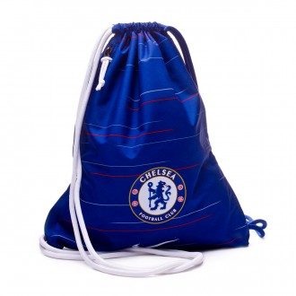 Mochila  Nike Chelsea FC Stadium Football GymSack Rush blue-White