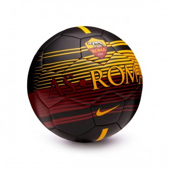 Balón  Nike AS Roma Prestige 2018-2019 Black-Team crimson-University gold