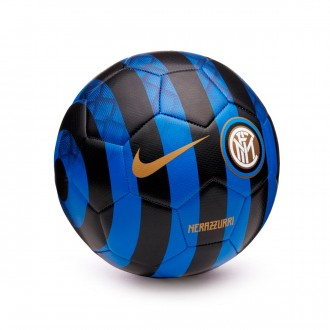 Ball  Nike Inter Milan Prestige 2018-2019 Game royal-Black-White-Truly gold