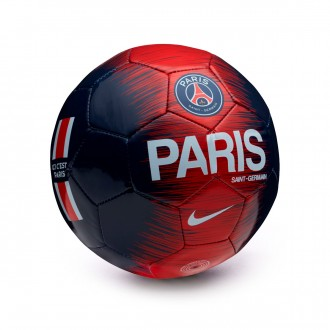 Balón  Nike Mini Paris Saint-Germain Skills 2018-2019 Loyal blue-Challenge red-White