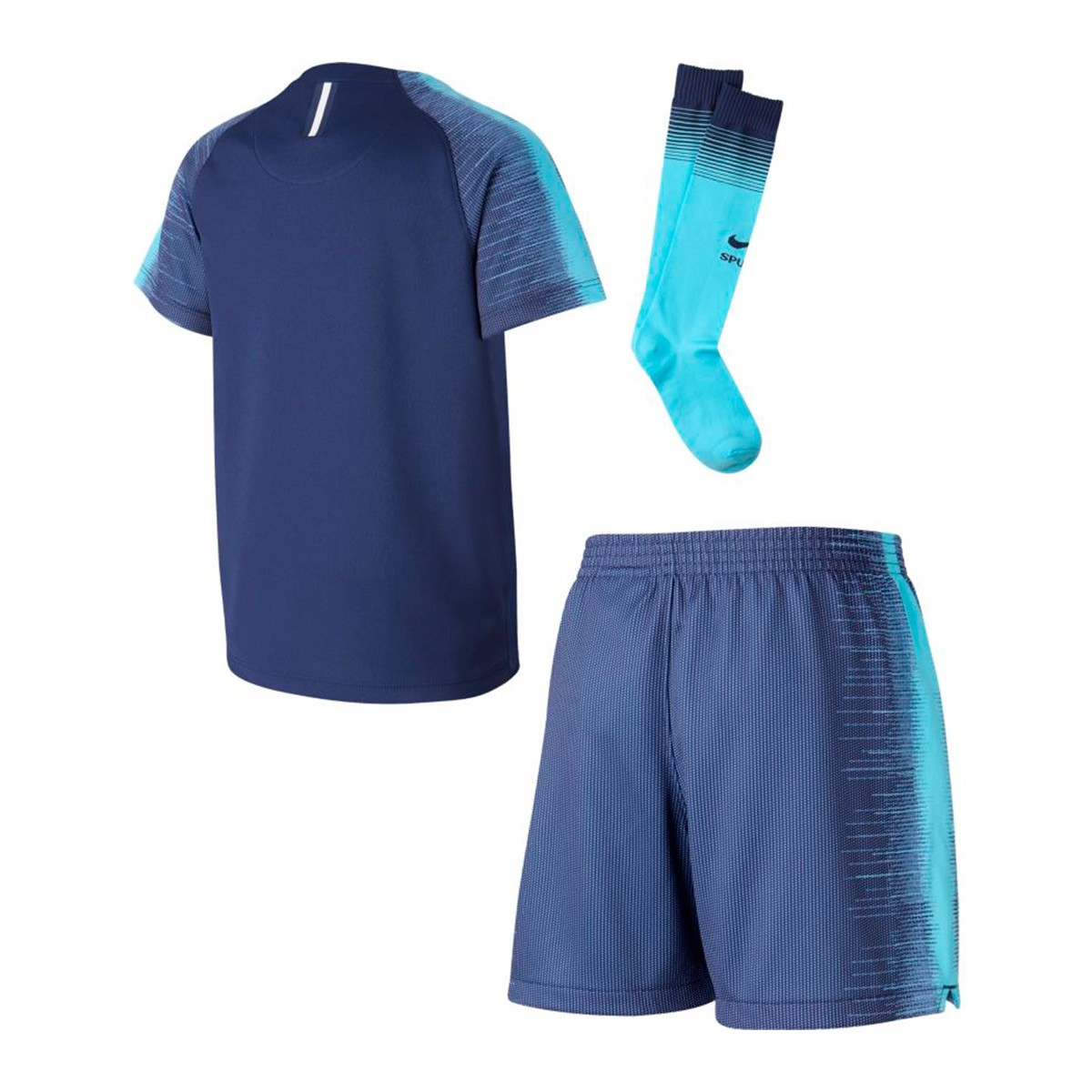 b0b8df265 Kit Nike Kids Tottenham Hotspur FC 2018-2019 Home Binary blue-White ...