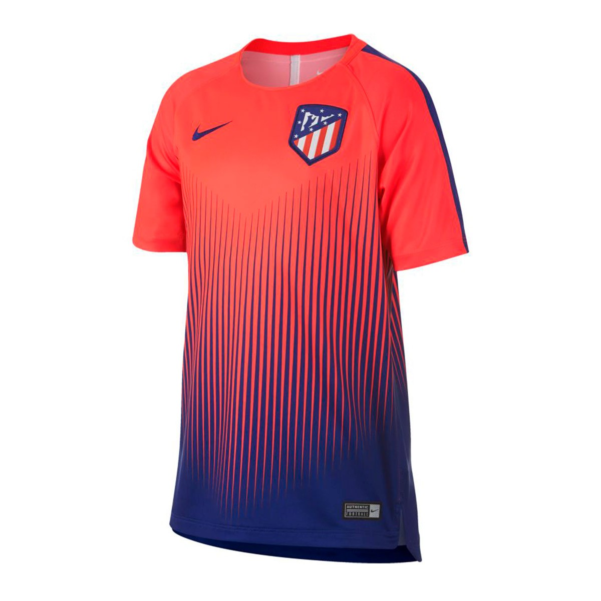 190e2471b Jersey Nike Kids Atlético de Madrid Squad SS GX 2018-2019 Bright  crimson-Deep royal blue - Tienda de fútbol Fútbol Emotion
