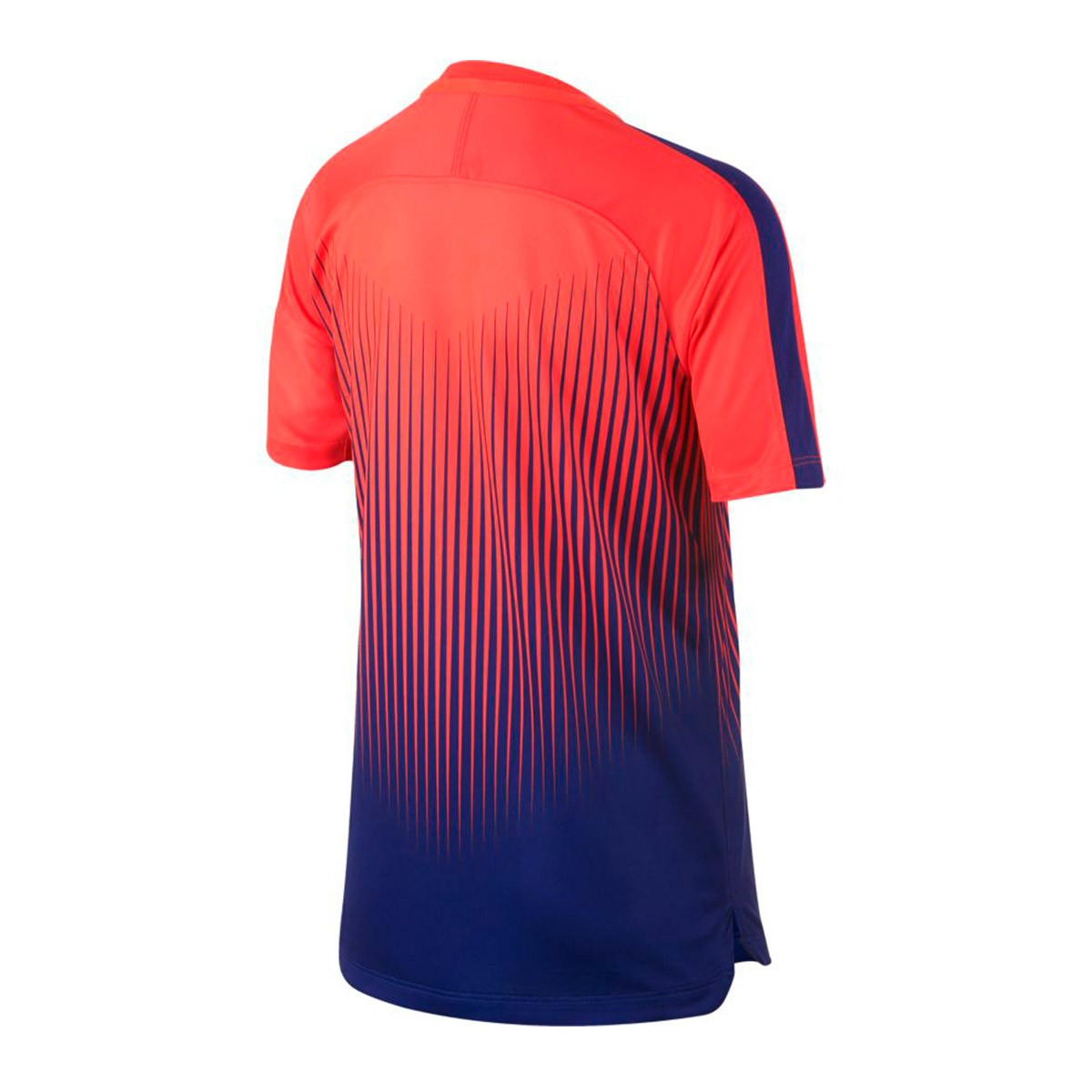 c68adf311d37a Camiseta Nike Atlético de Madrid Squad SS GX 2018-2019 Niño Bright  crimson-Deep royal blue - Tienda de fútbol Fútbol Emotion